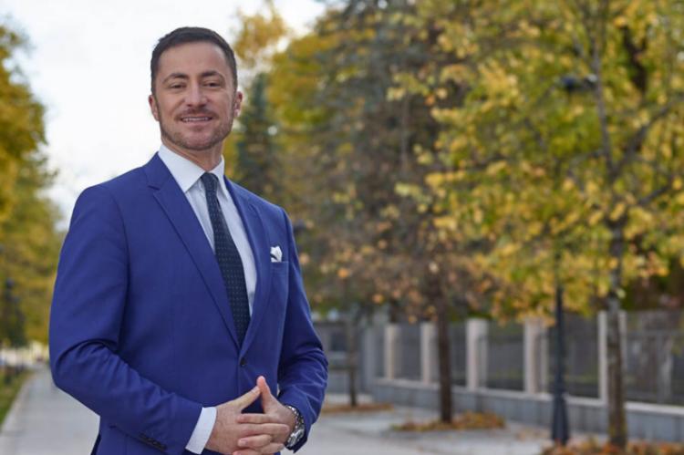 Bogdanović za The Global Millionaire magazin: Od početka mandata afirmisao sam kulturu kao razvojnu šansu Crne Gore