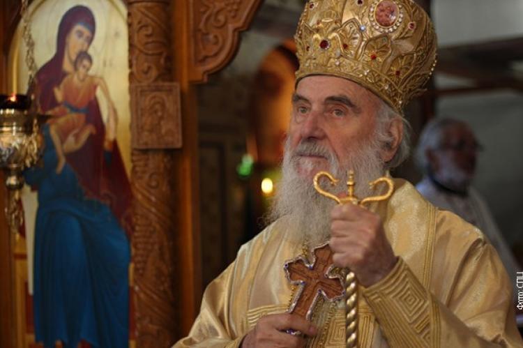Preminuo patrijarh Irinej