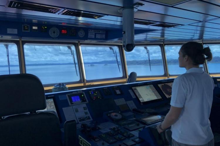 Pomorska Isidorina priča: Baranka sa matrikulom na tankeru