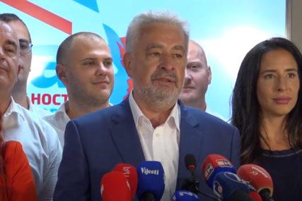 Krivokapić najavio raspuštanje NKT-a
