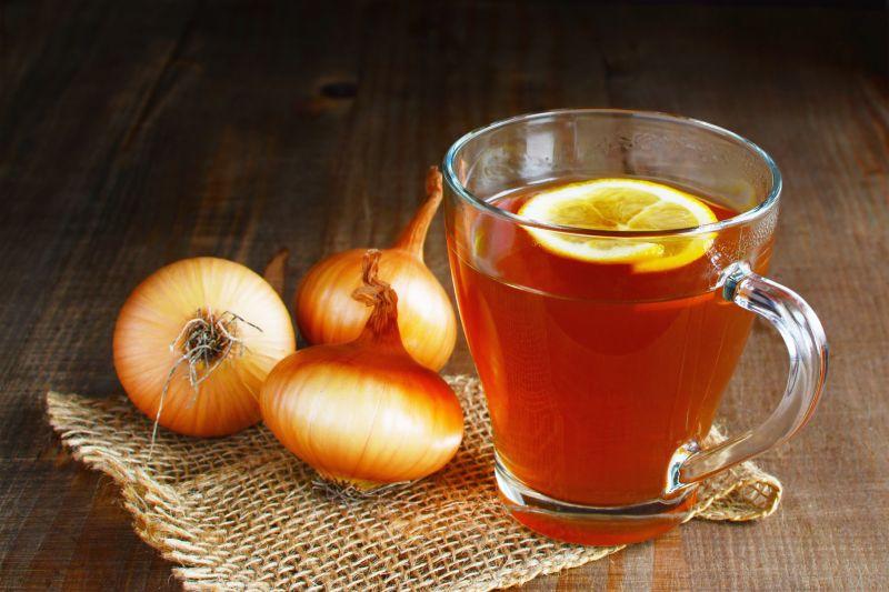 Čaj od crnog luka je spas: Ovaj narodni lijek čisti bronhije, zaustavlja kašalj, sprječava grip i jača  organizam!