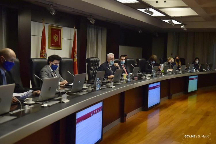 Formirano Vijeće za nacionalnu bezbjednost: Članovi Abazović, Leposavić, Knežević…
