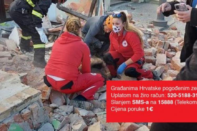 Pomognimo građanima Hrvatske: Od sjutra aktivna SMS linija