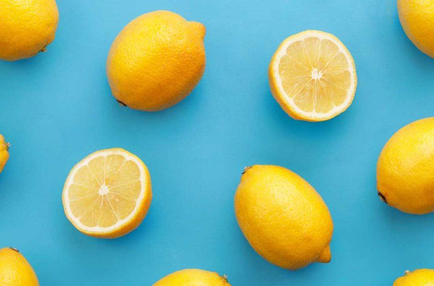 Limun i njegova višestruka korist