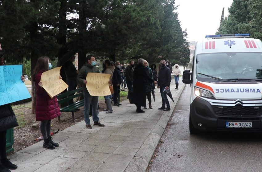 Ministarka zdravlja sastaće se sjutra sa predstavnicima porodica preminulih od COVID-a19 u bolnici u Baru