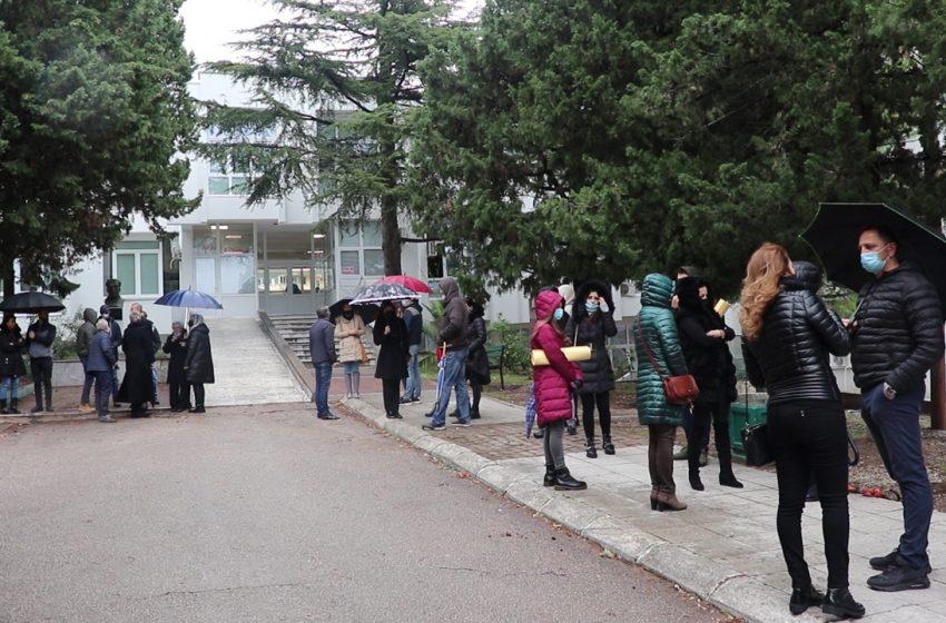 Kod ministarke zdravlja danas u podne predstavnici porodica preminulih u bolnici u Baru