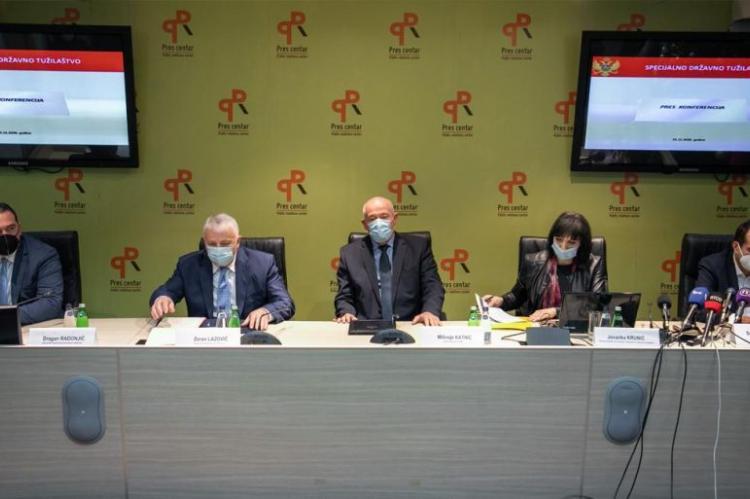 SDT i policija spriječili više likvidacija, istrage protiv 889 fizičkih i 251 pravnog lica