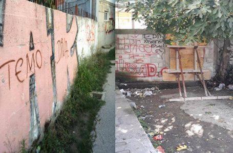 Zid srama i poniženja u naselju Totoši