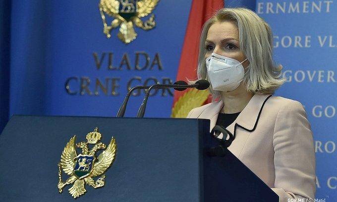 DPS: Borovinić Bojović u tajnosti traži od ministra RS da joj pomogne