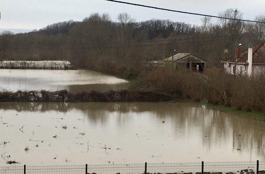 U Ulcinju trenutno nema opasnosti od velikih poplava
