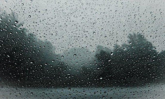 Kiša, u Ulcinju do 12,8 stepeni
