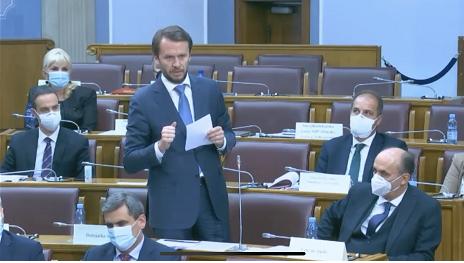 Kongres SDP 31. januara, utvrđena kandidatura Konjevića za predsjednika