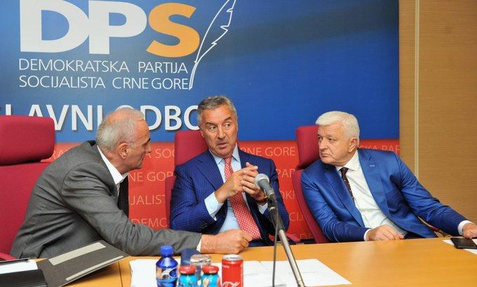 Đukić: Mlade snage DPS politički kapital baziraju na veličanju šefa