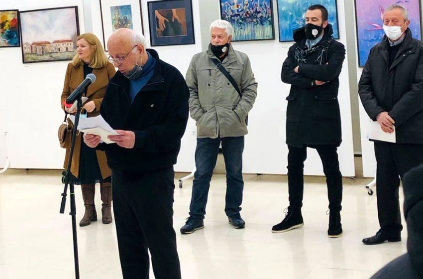 U KIC-u otvorena izložba udruženja ulcinjskih likovnih umjetnika