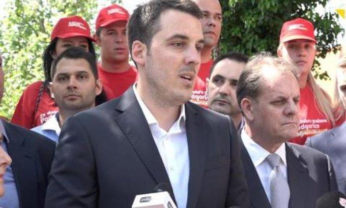 Vuković: DPS politički stub građanske, nezavisne i sekularne Crne Gore