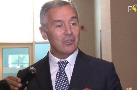 Đukanović kandidat za predsjednika partije, osam kandidata za potpredsjednike