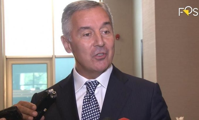 Đukanović i dalje vodi DPS: Niko nije sudio Dušku Markoviću