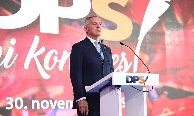 Svi opštinski odbori DPS-a predložili Đukanovića za predsjednika partije