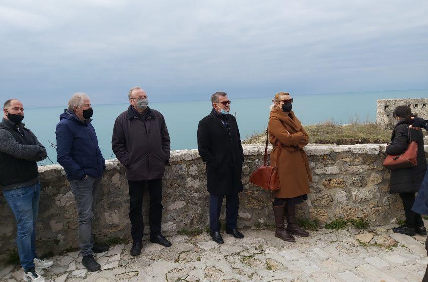 Predstavnici svih institucija iz oblasti kulturne baštine obišli Stari grad
