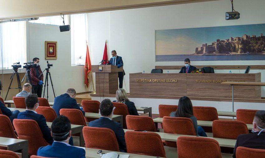 """Ulcinj i bez FORCE ima stabilnu parlamentarnu većinu """