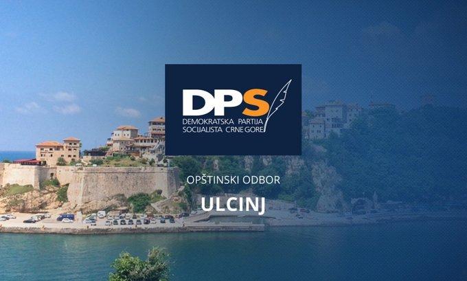 DPS: Nećemo dozvoliti da Ulcinjani budu taoci raskola u okviru Force