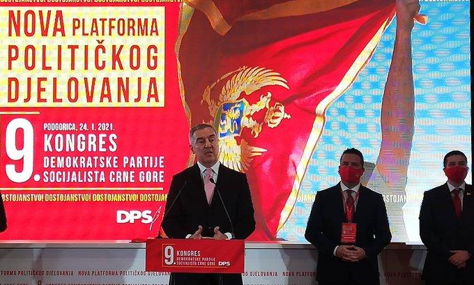 Izabrano Predsjedništvo DPS-a