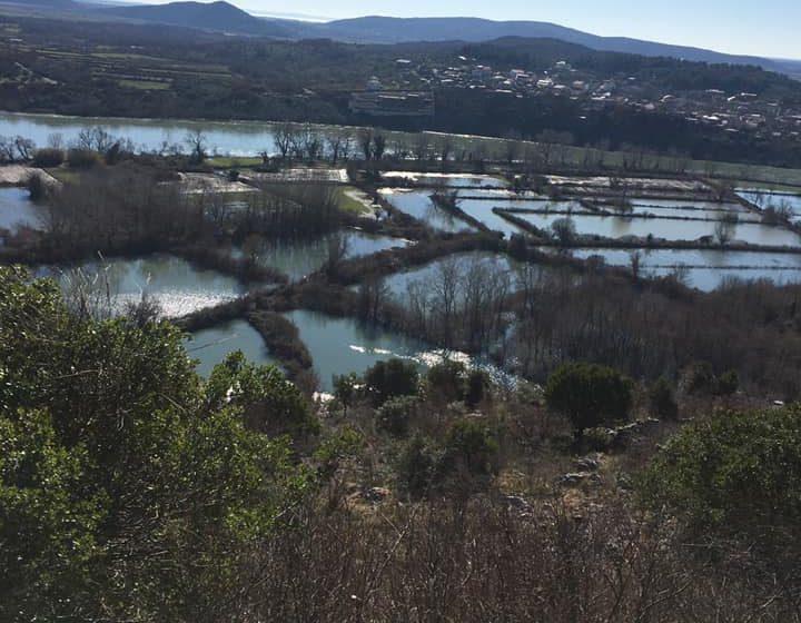 Poljoprivredna zemljišta i putevi pod vodom