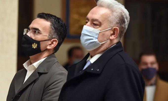Krivokapić i Leposavić nakon pritiska EK tražili da se odgodi usvajanje dva tužilačka zakona?