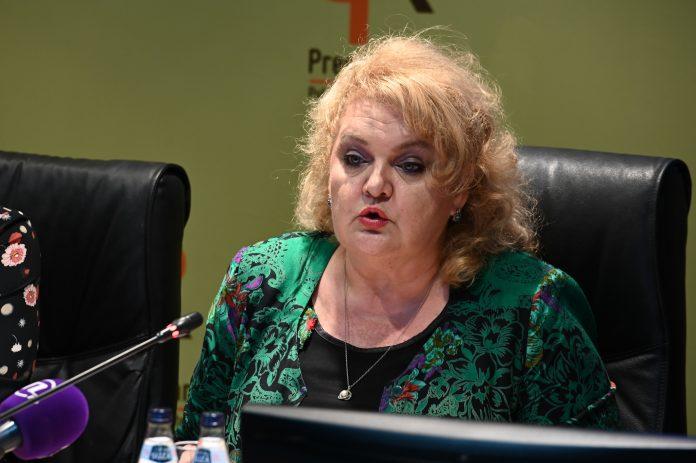 Lidija Vukčević: Za dvije godine blokirana imovina vrijedna sto miliona eura