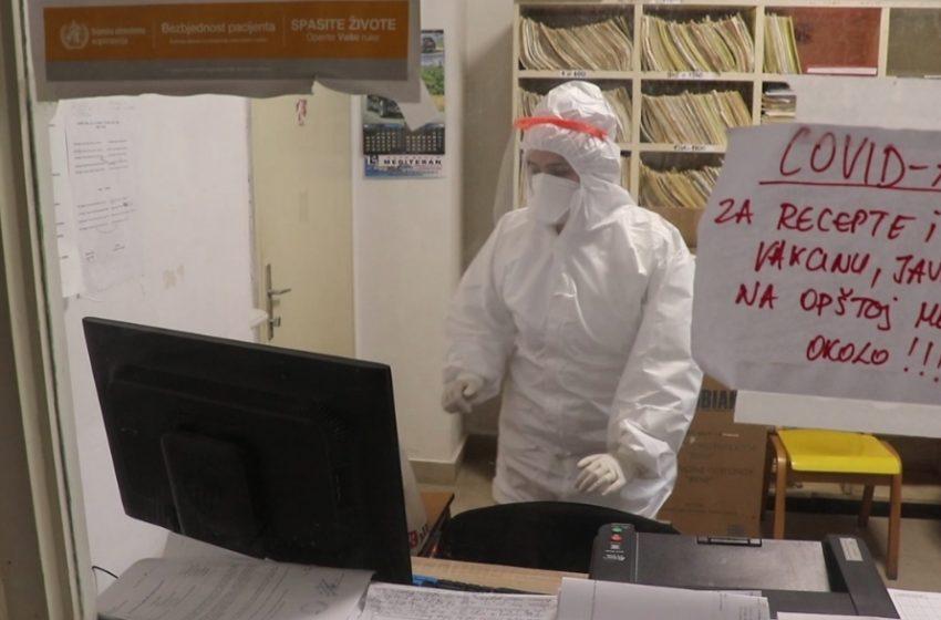 Ulcinj: Dvoje novoinficiranih, aktivno 69 slučaja koronavirusa