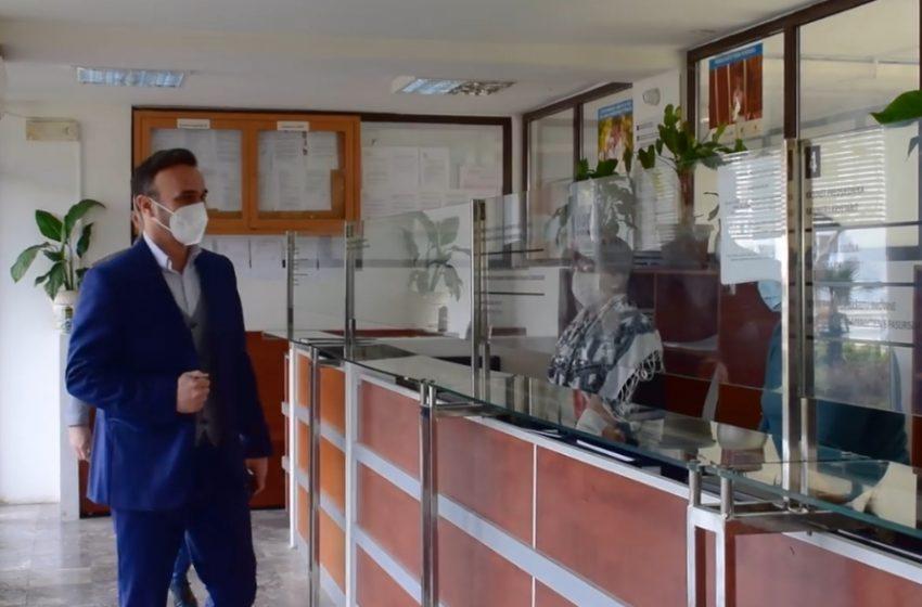 Dabović zadovoljan funkcionisanjem Građanskog biroa