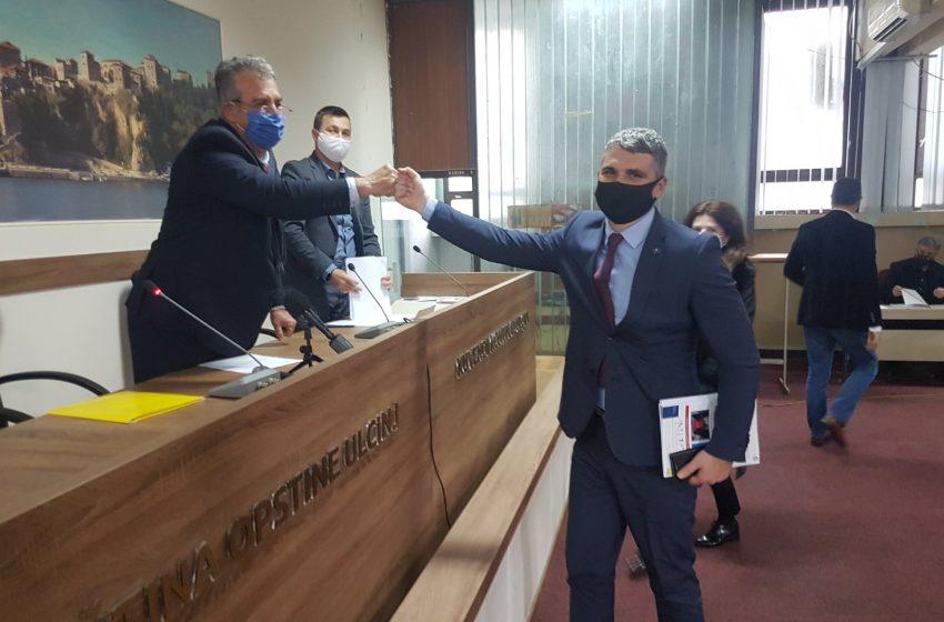 Na čelu SO Ulcinj Hadži Sulejmani, za izbor novog predsjednika Opštine čeka se oporavak Nrekića