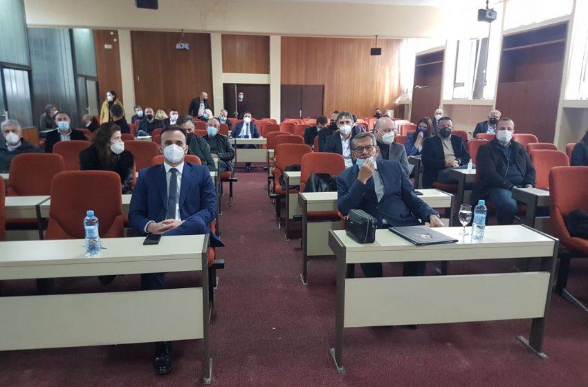 Nrekić se zahvalio saradnicima i poručio da rad nastave sa manje podjela za dobrobit Ulcinja