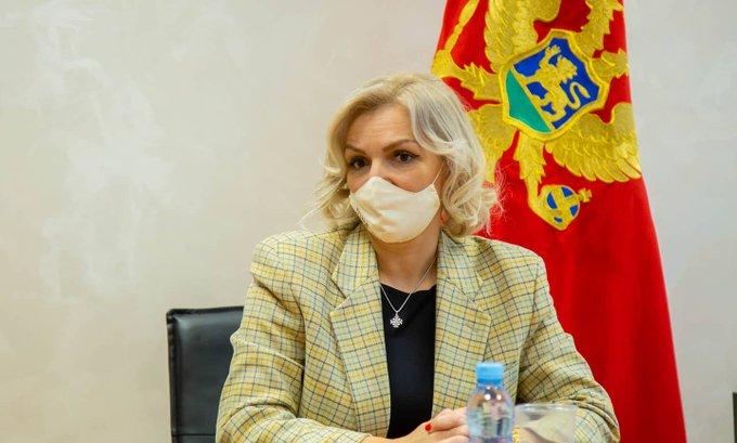 Borovinić Bojović: Ne razmišljam o ostavci; Zdravlje građana moj prioritet