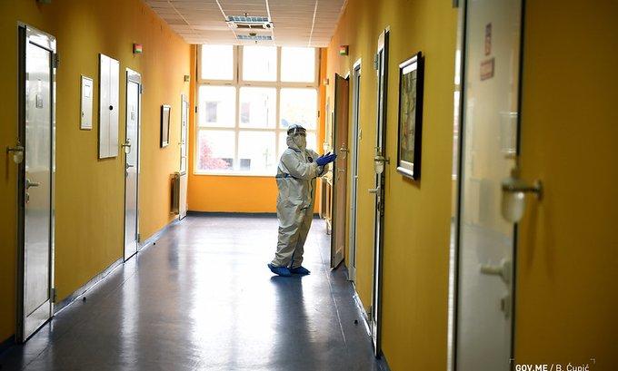 U Crnoj Gori na svaka 74 zaražena po jedan smrtni slučaj