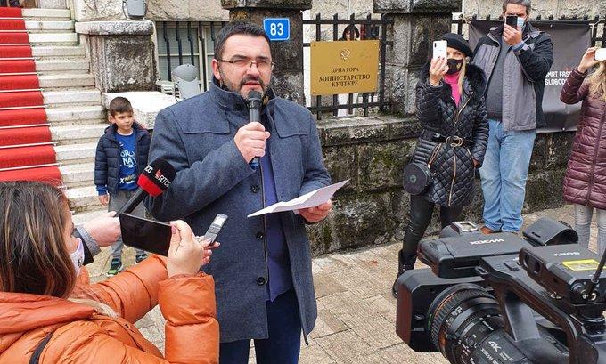 """Bratićkin resor podnio prijavu protiv Čirgića: """"Pjevali skaradne pjesme i gađali kamenicama"""""""