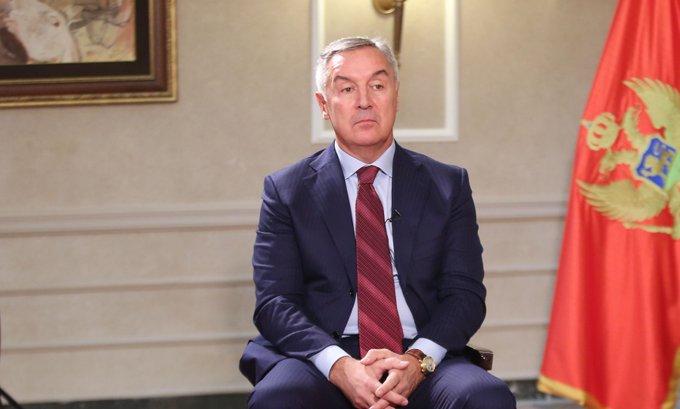 Đukanović: Vlada da proglasi 22. mart danom žalosti