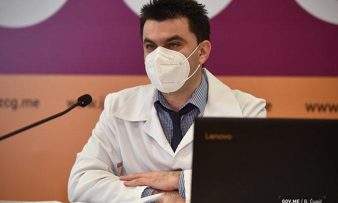 Prijave za vakcinaciju od sjutra, raspored će utvrđivati izabrani ljekar