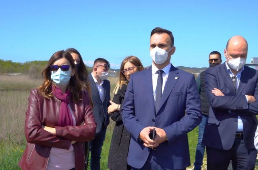 Ambasadorka Delegacije EU posjetila Solanu