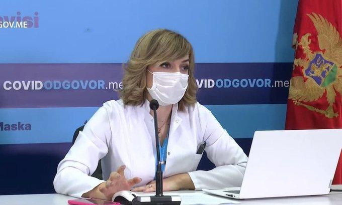 Božović: U posljednjih nekoliko dana slabiji odziv za vakcinaciju