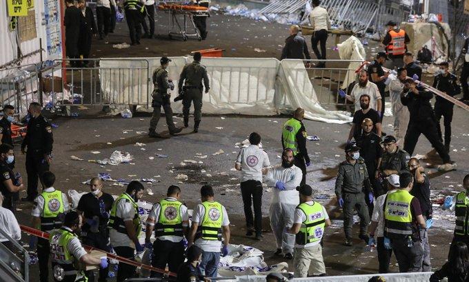 Tragedija na vjerskom festivalu u Izraelu: Desetine mrtvih