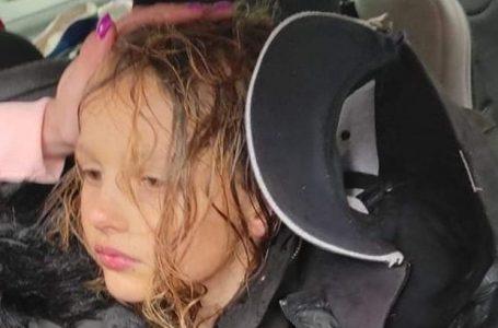 Dobra vijest: Pronađena djevojčica Kjara!