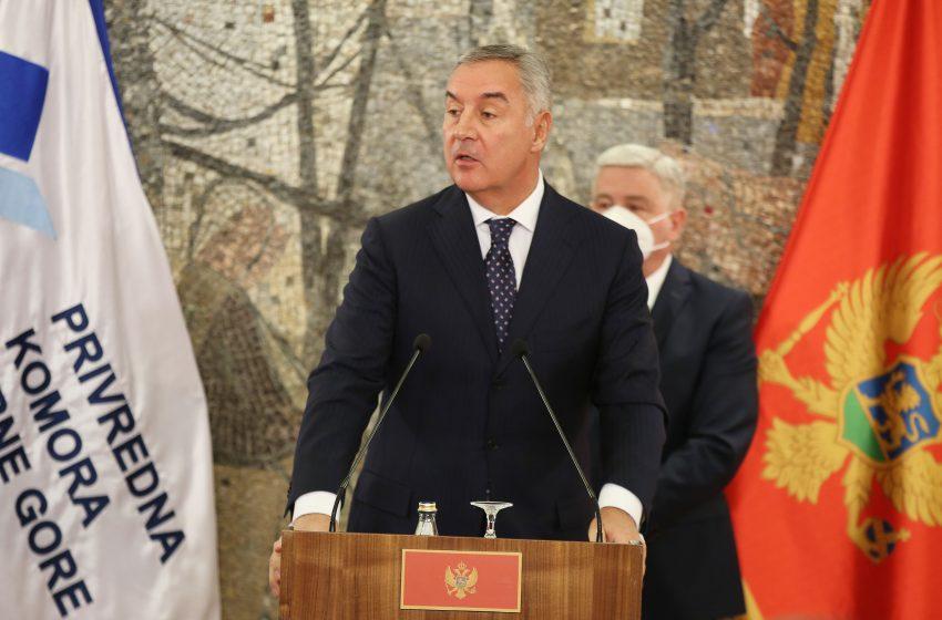 Đukanović: Naše društvo je puno predrasuda, smatra se da je svaki političar korumpiran
