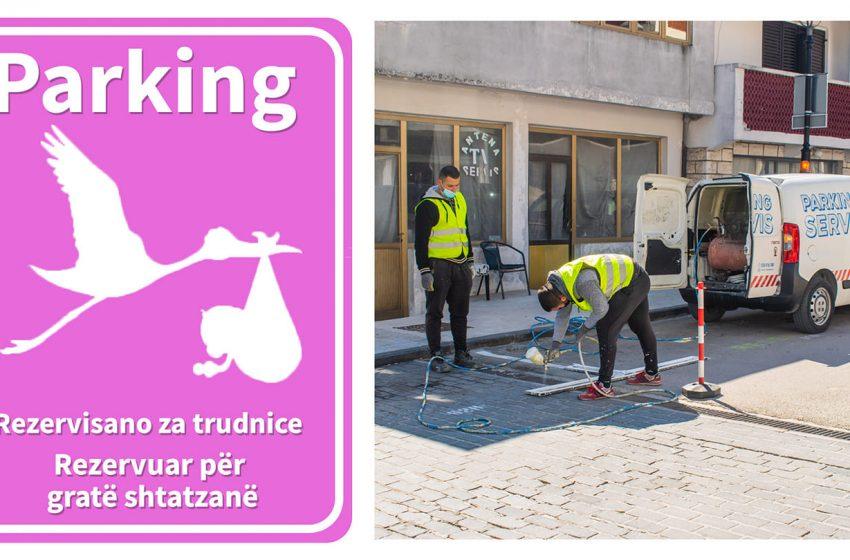 U Ulcinju uskoro besplatan parking za trudnice