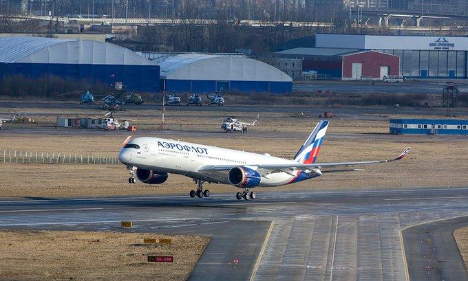 Prvi letovi Aeroflota iz Moskve do Crne Gore 28. aprila