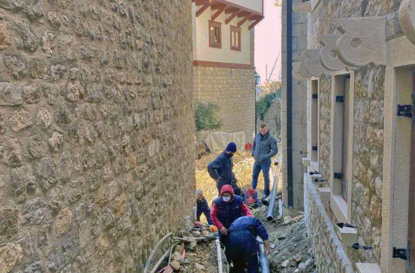 Radovi u Starom gradu i dalje traju