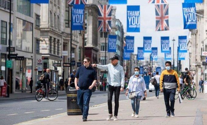 Velika Britanija više nije u pandemiji korone
