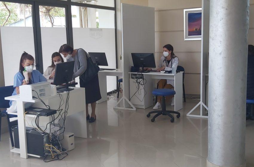Prvog dana vakcinisano 310 građana