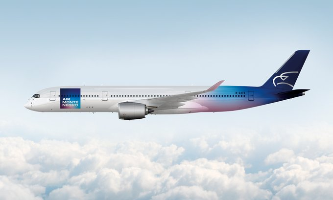 Air Montenegro uspostavlja dvije nove destinacije