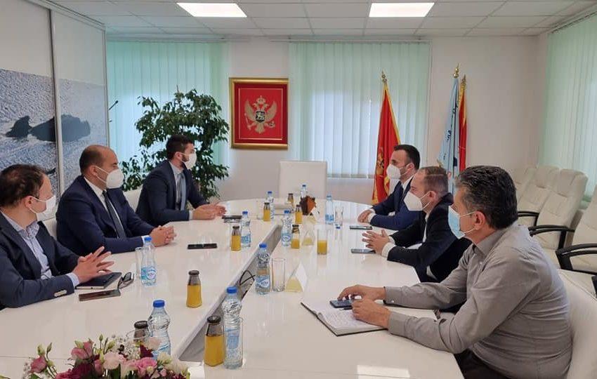Dabović najavio da će Morsko dobro početi sa investicijama